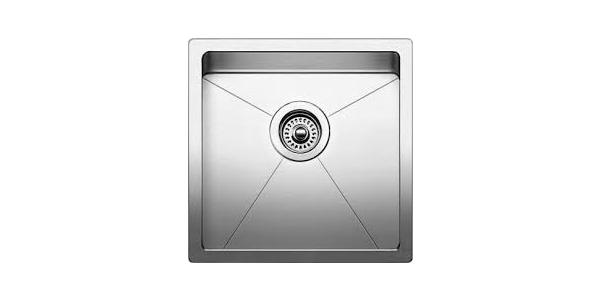 15º Radial Corner Sink