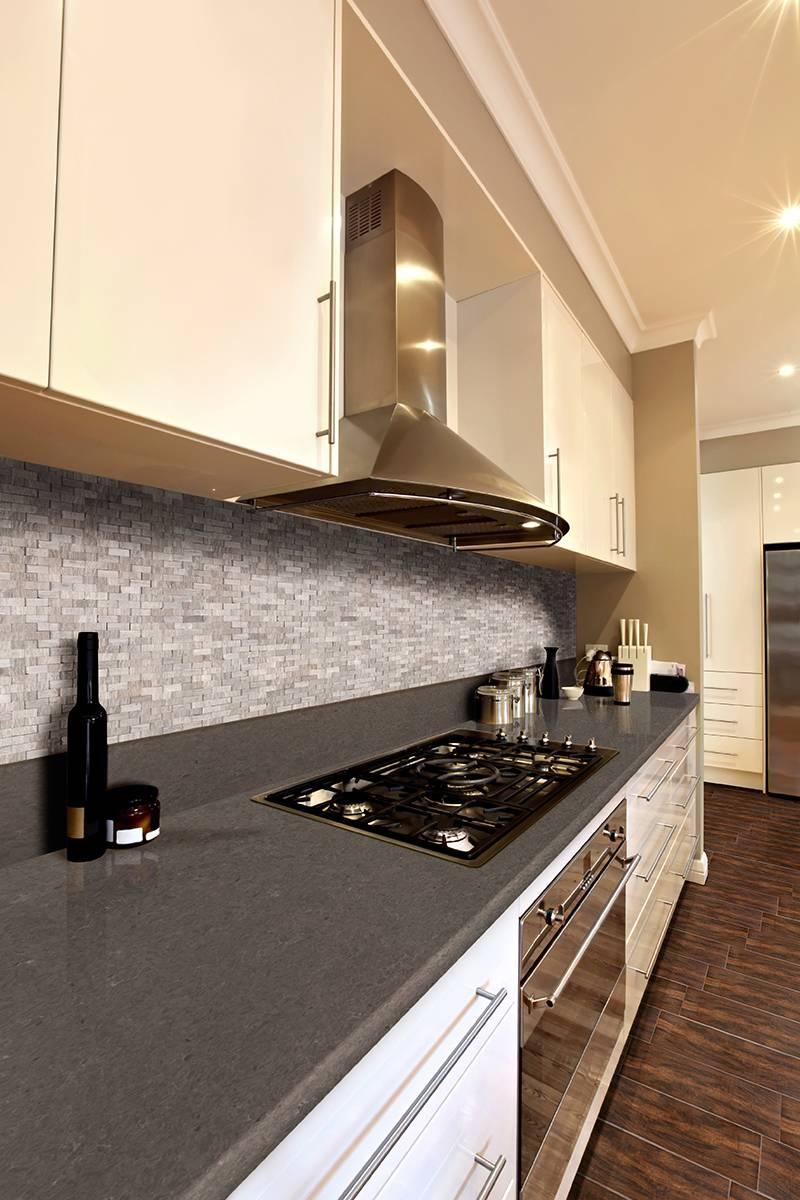 - White Oak Splitface Pattern - Backsplash Artistic Granite And