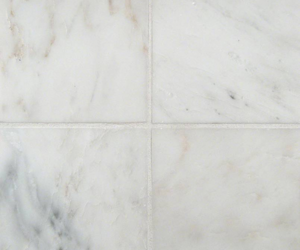Arabescato Cararra 6x6 Honed and Beveled Tile