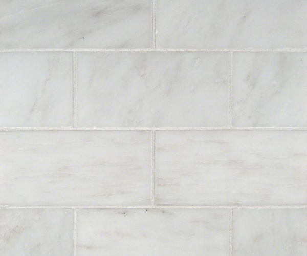Arabescato Cararra Subway Tile 3x6