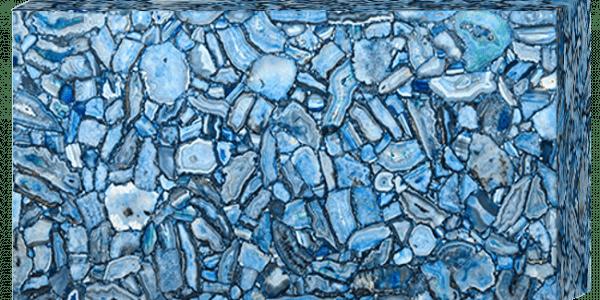 RQ00300-BLUE AGATE CLASSIC