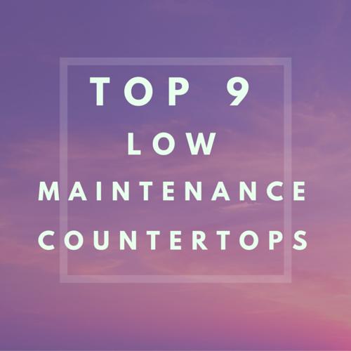 Countertop Material Guide